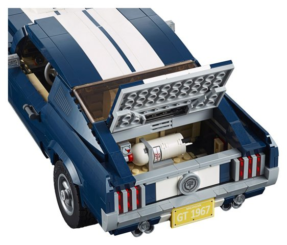 LEGO 10265 FORD MUSTANG CREATOR