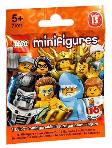 LEGO Bau- & Konstruktionsspielzeug Series 5 lego mini figure FRIGHTENING KNIGHT with mace shield