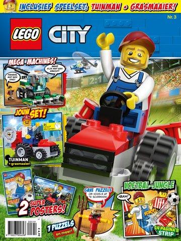 lego city magazine 2019 3 8710823004698 lego city. Black Bedroom Furniture Sets. Home Design Ideas