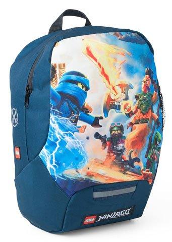 9073459c16f LEGO Ninjago Junior Backpack Lightning Battle | 5711013052430 ...