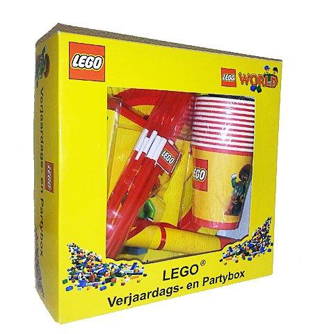 Lego Verjaardags En Partybox 8718053654287 Brickshop Holland