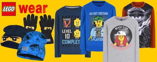 LEGOwear nieuwe collectie