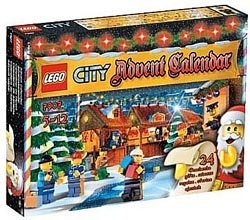 LEGO 7907 Advent Calendar