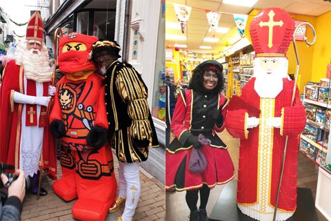 LEGO Sint en Piet Kai